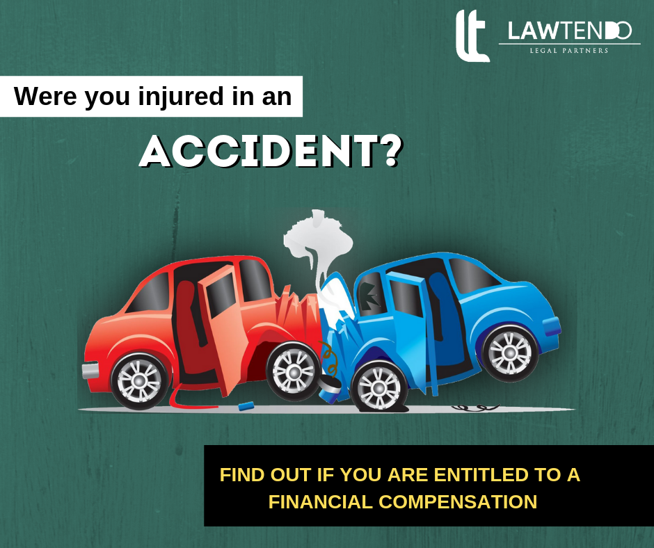 Were you injured in an accident? You may be entitled to compensation.