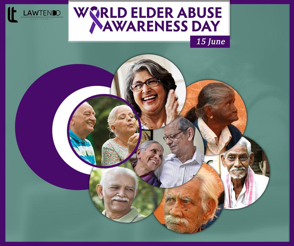 WORLD ELDER ABUSE AWARENESS DAY 2019