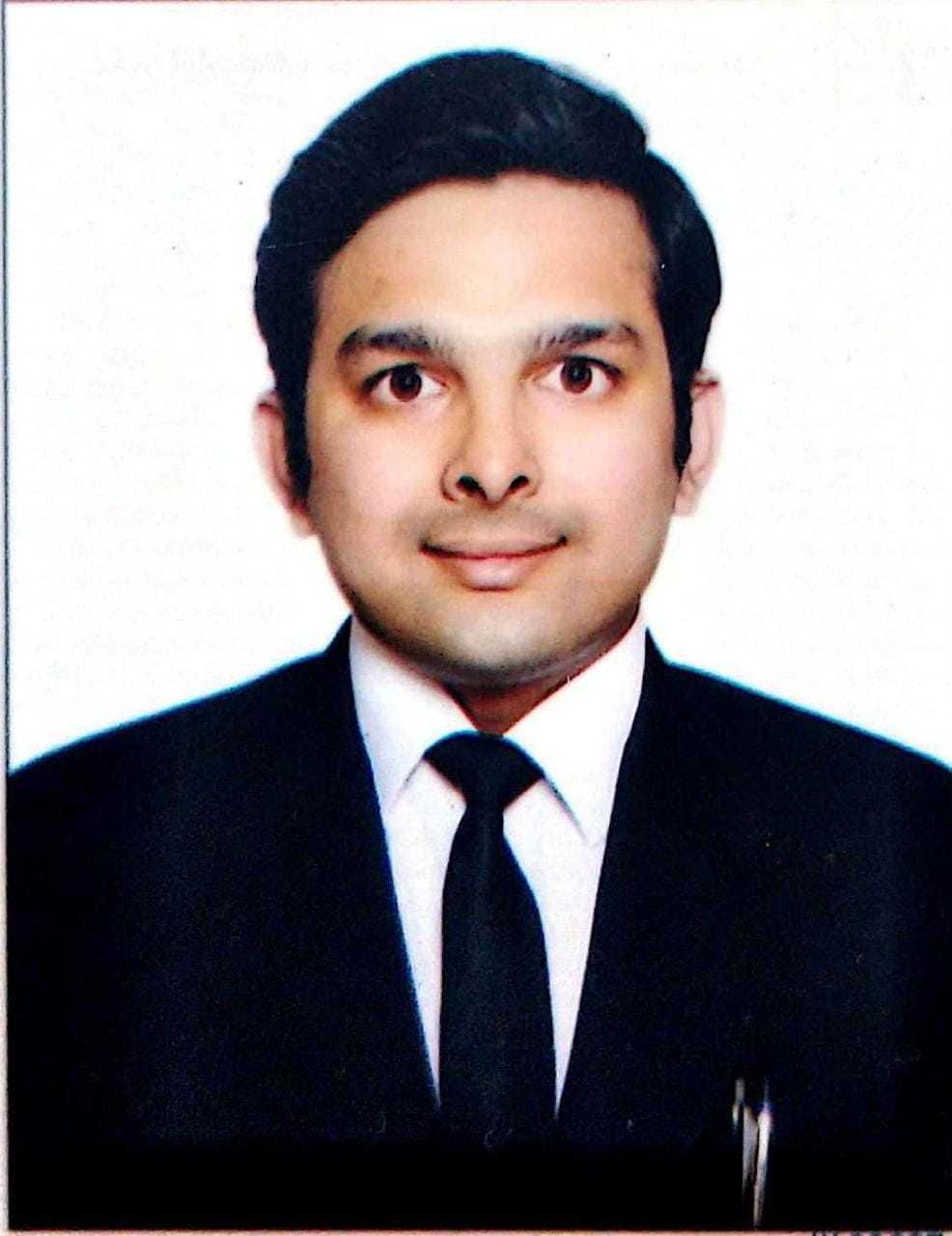 Advocate Shubham Gupta
