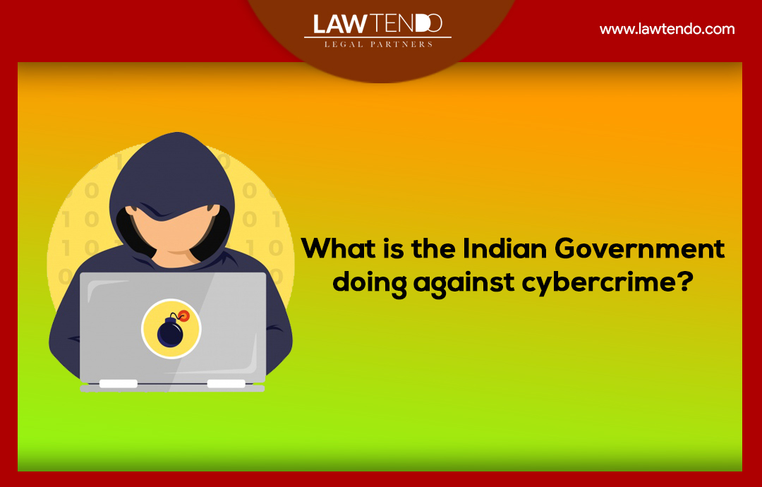 What is the Indian Government doing against cybercrime?
