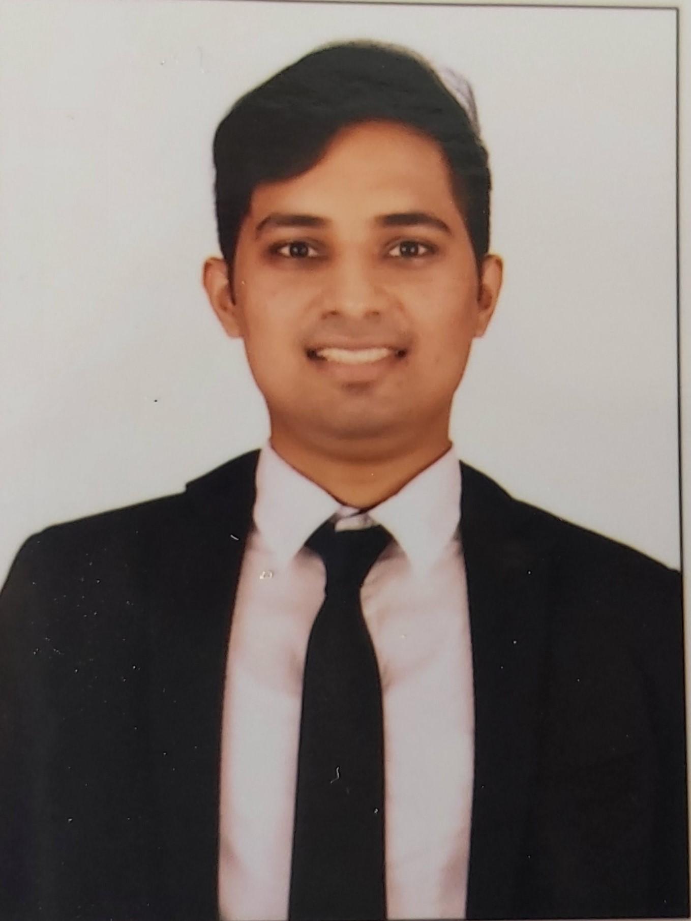 Advocate Jash Joykrishna Dalia