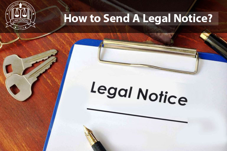 How to Send a Legal Notice