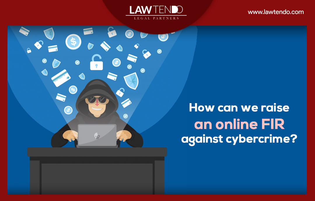 How can we raise online FIR against cyber crime?
