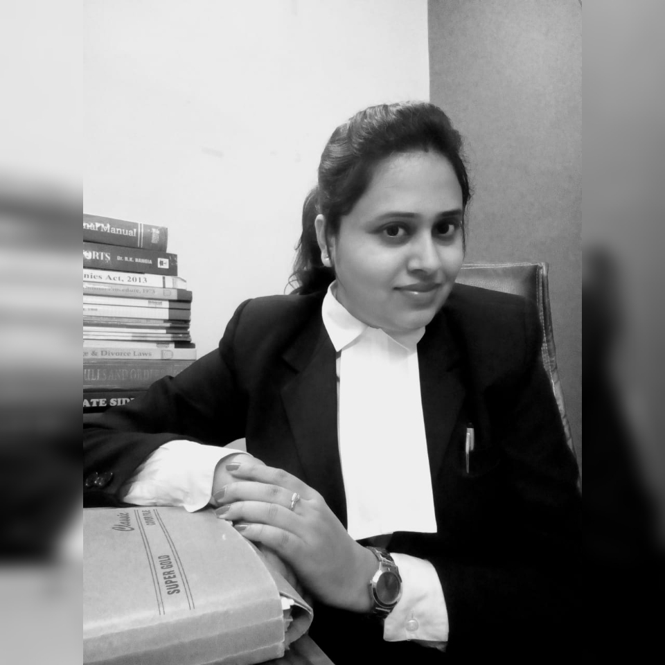 Advocate Anindita Auddy Das