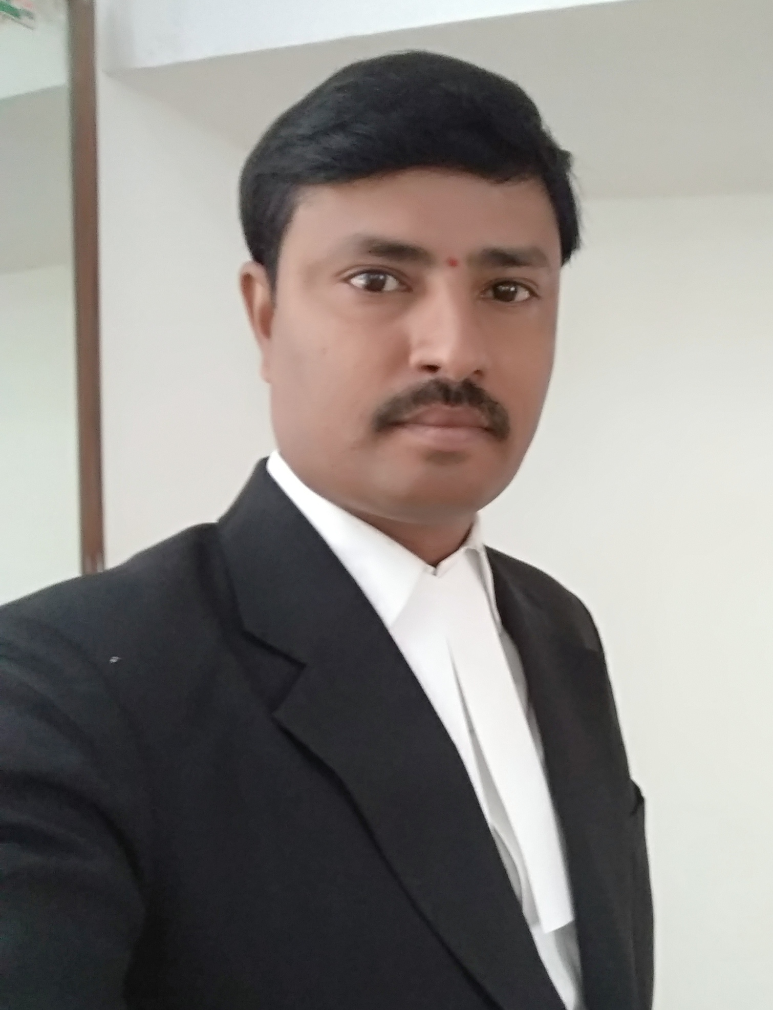 Advocate Laxmikanth Reddy