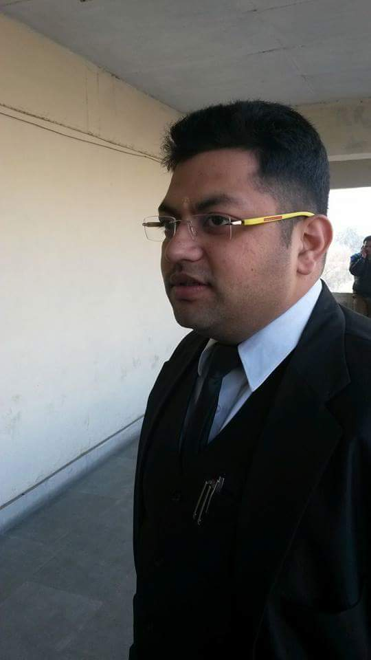 Advocate Amit Luthra