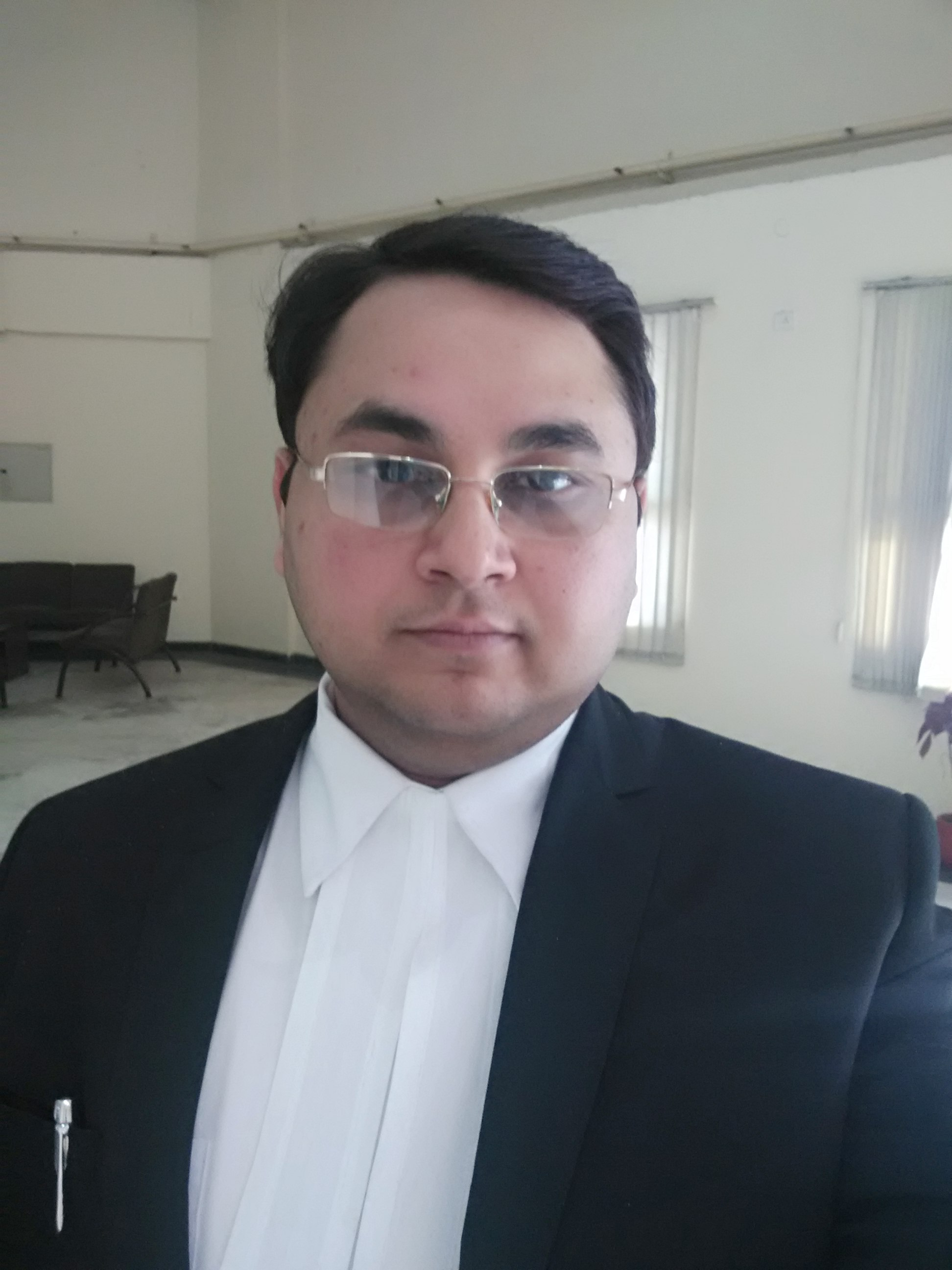 Advocate Nitin Gupta