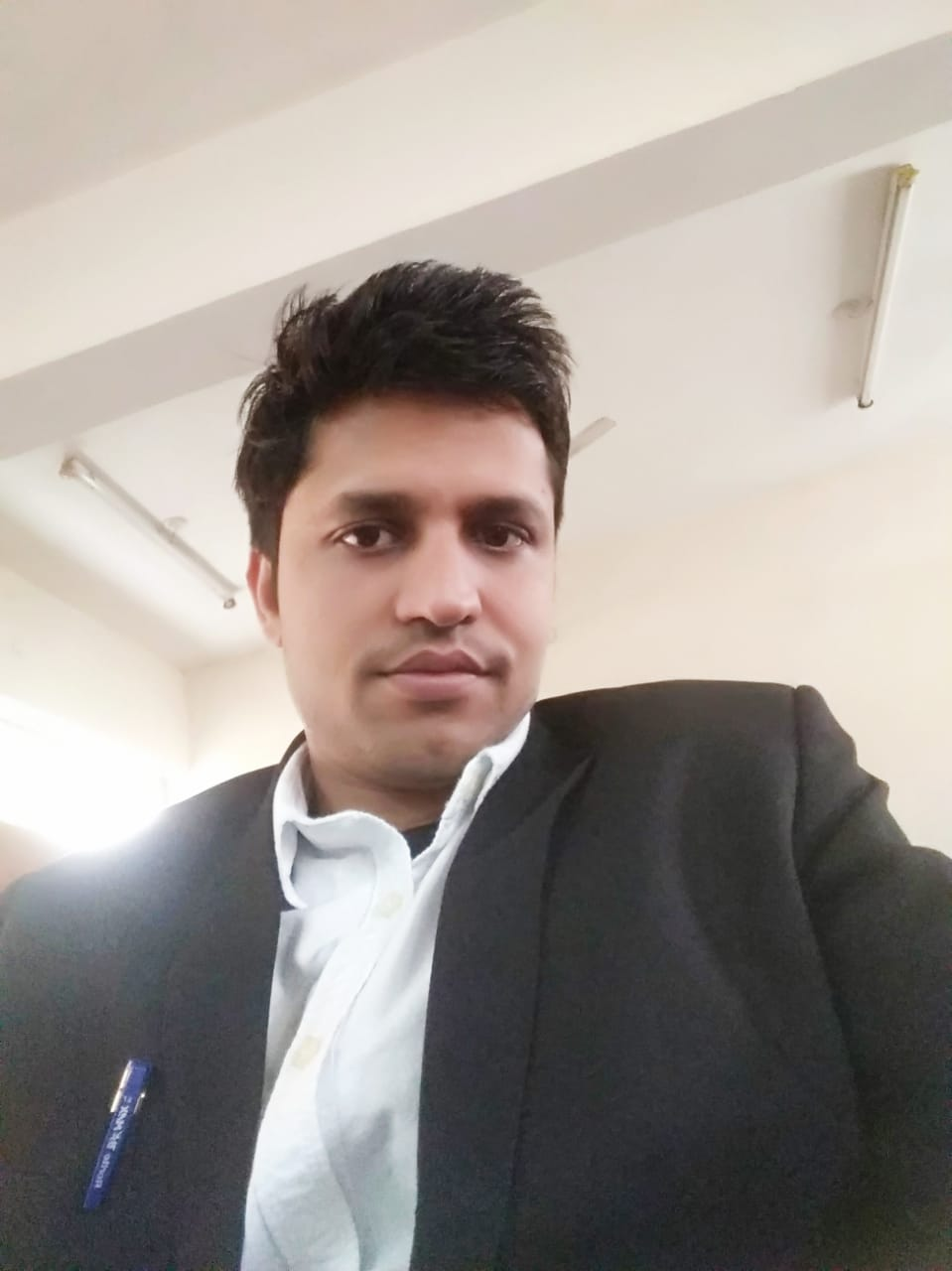 Advocate Anuj Mishra