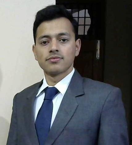 Advocate Tarun Thakur