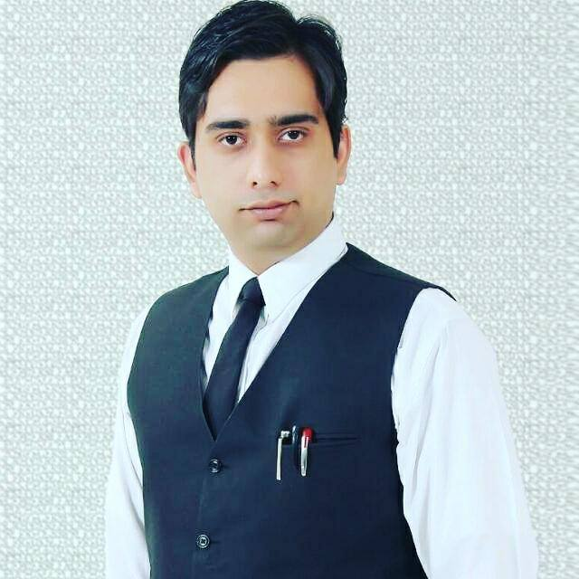 Advocate Karnish Gupta