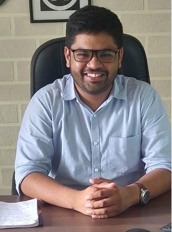Advocate Dhairya Shah