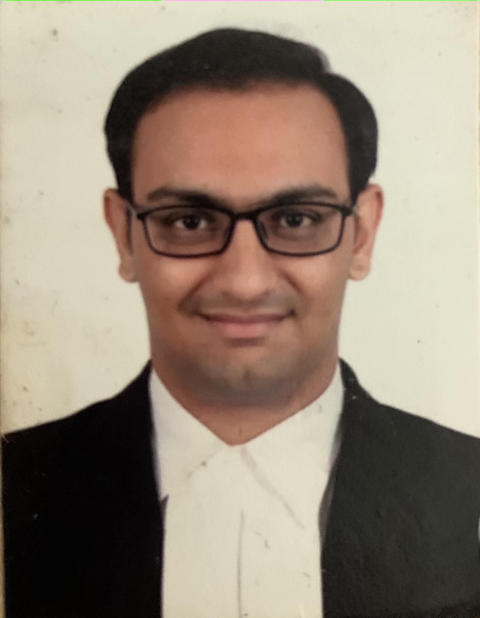 Advocate Dhruvik Patel