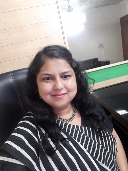 Advocate Pallavi Parmar