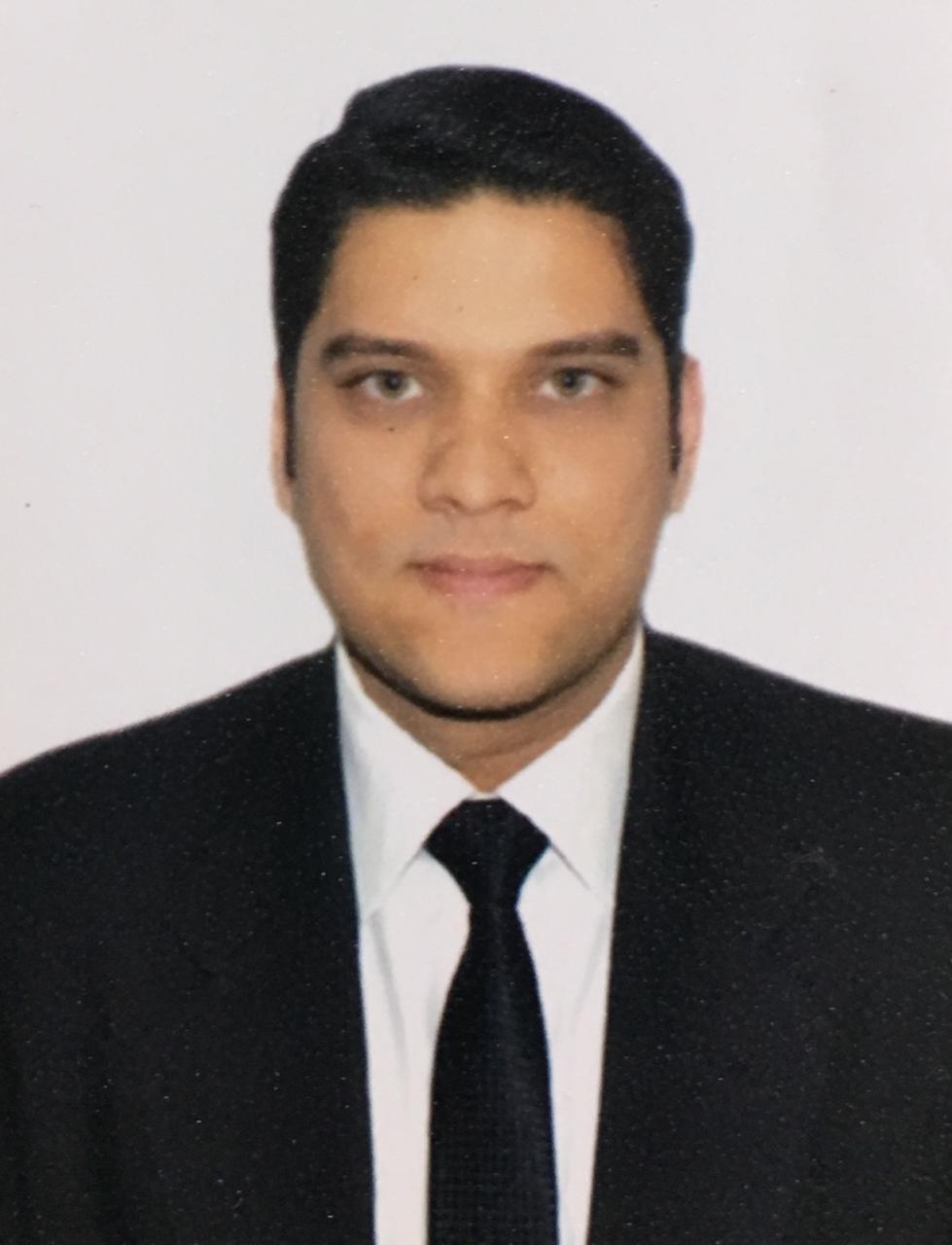 Advocate Vishal Mehta