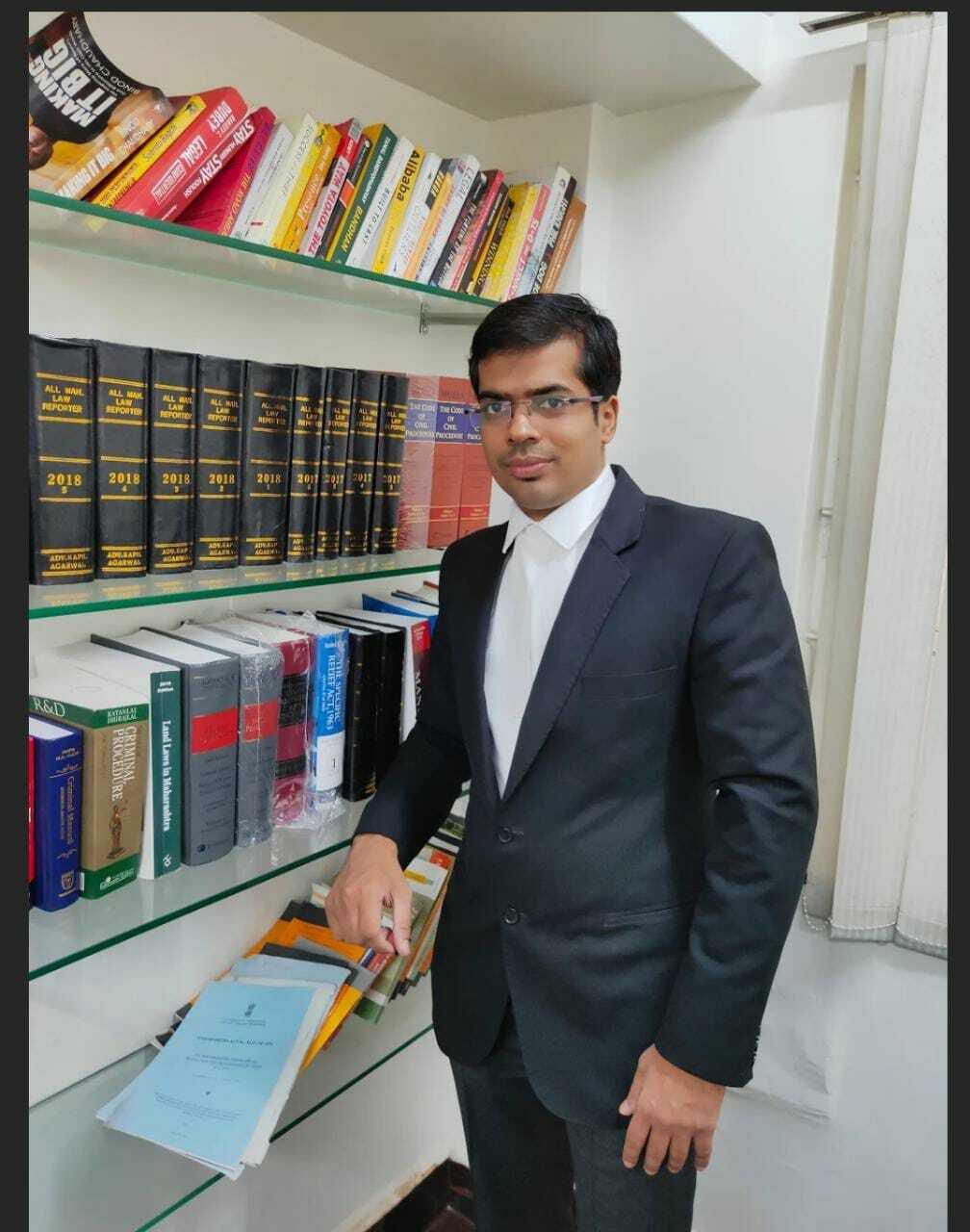 Advocate kapil Agarwal