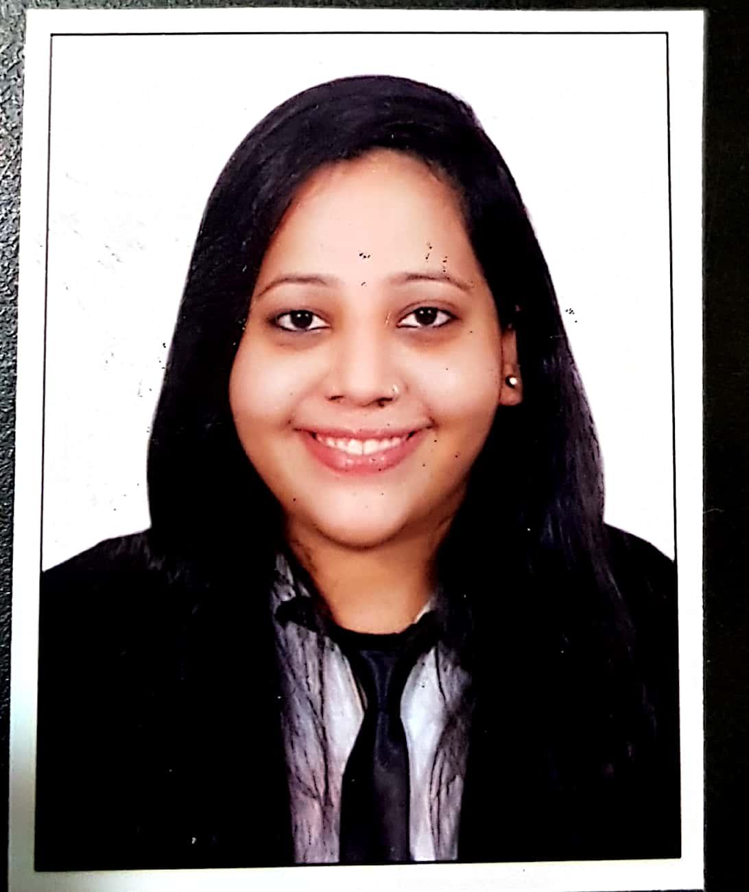 Advocate Yamini Gupta