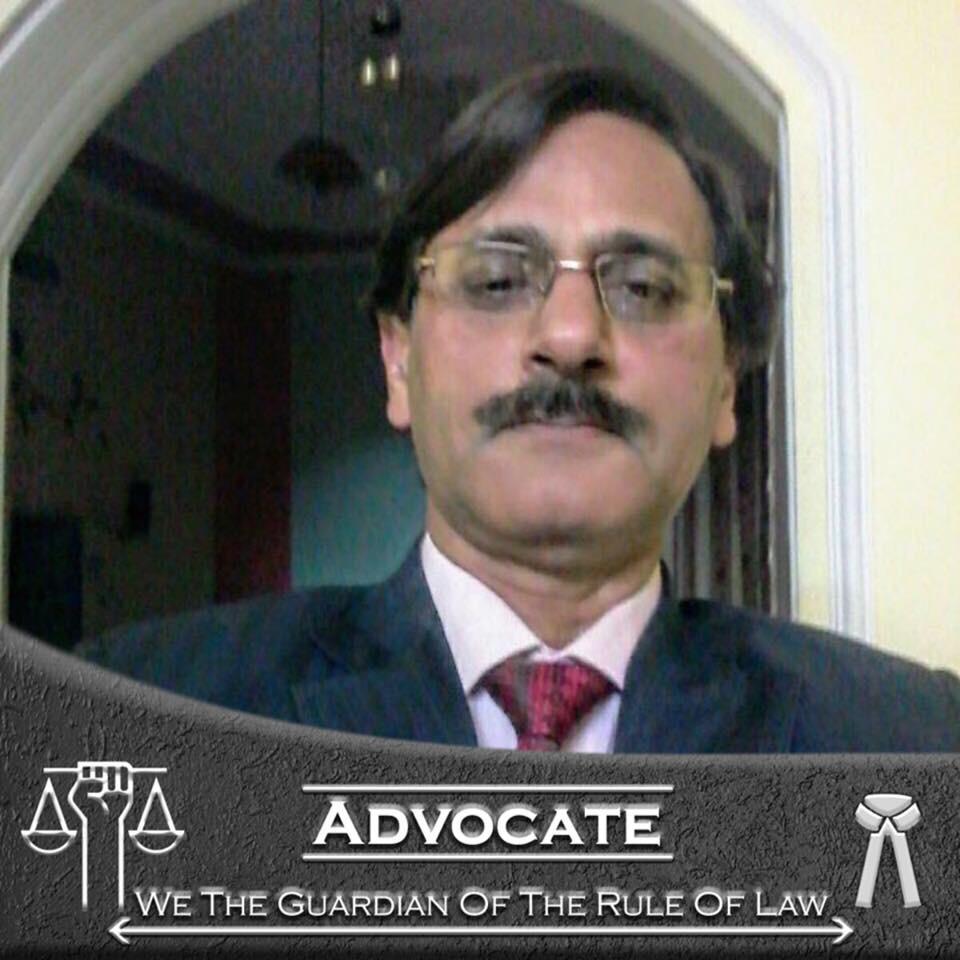 Advocate Vinod Kaushik