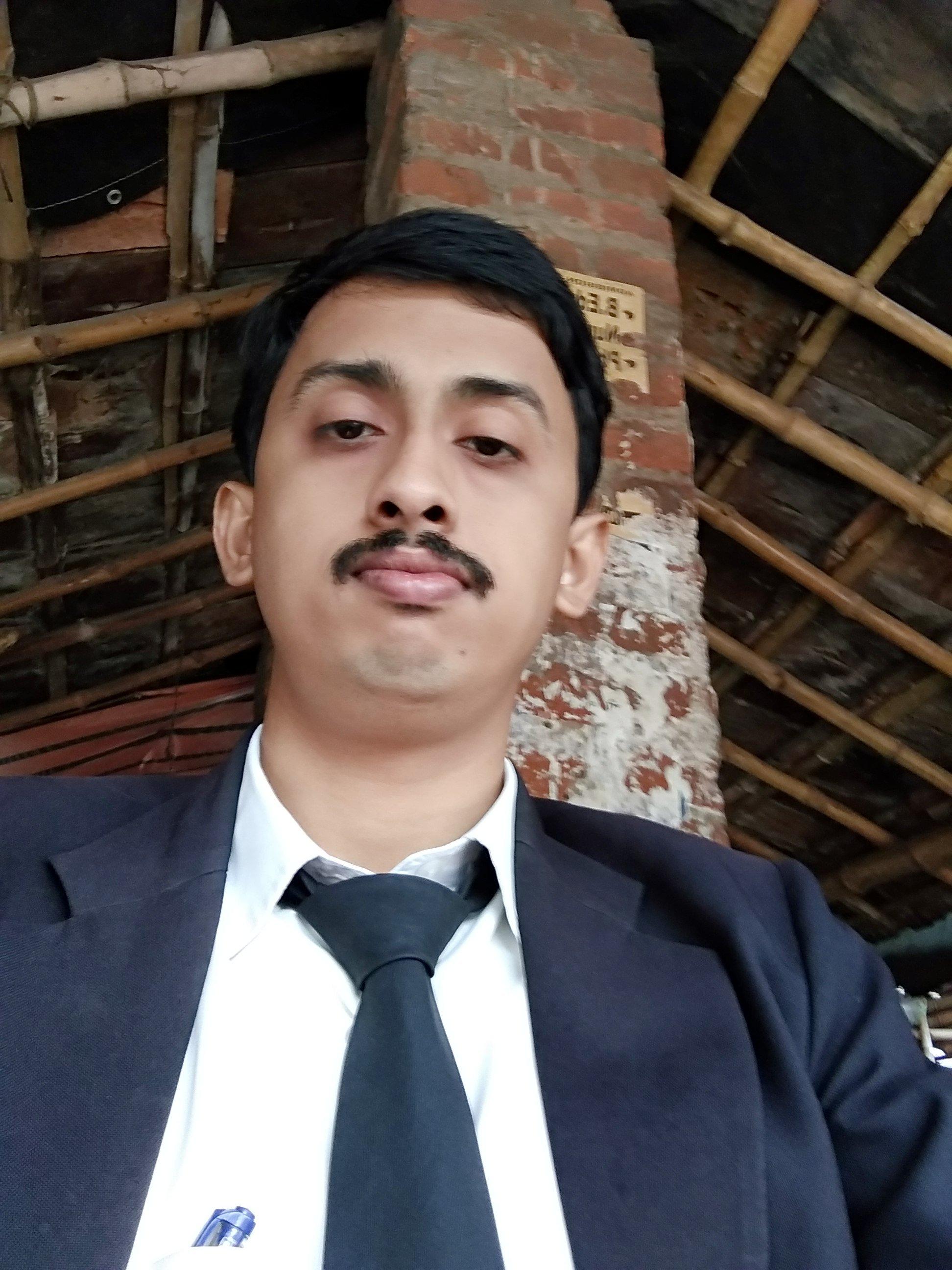 Advocate Sudip Mukherjee