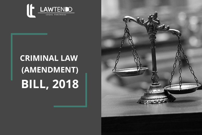 Criminal law amendment bill