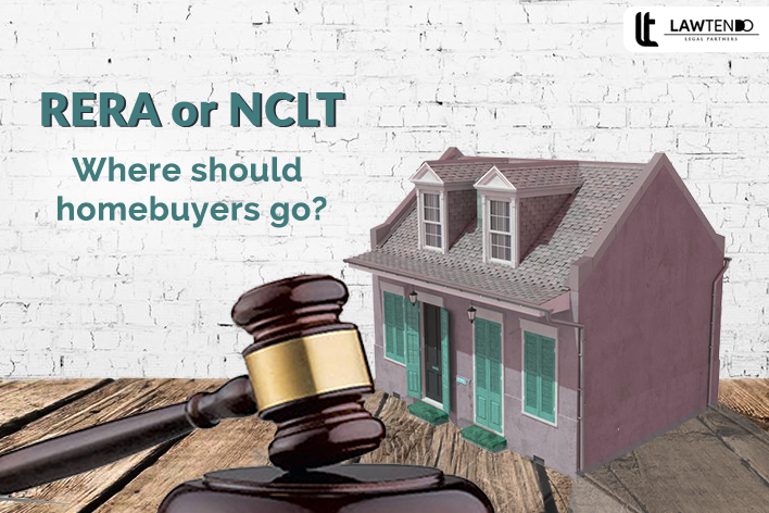 Which is Better RERA or NCLT?