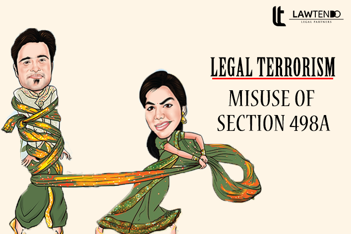 Misuse of  IPC Section 498A