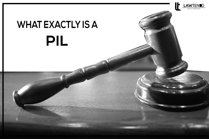 What are PIL and its procedure