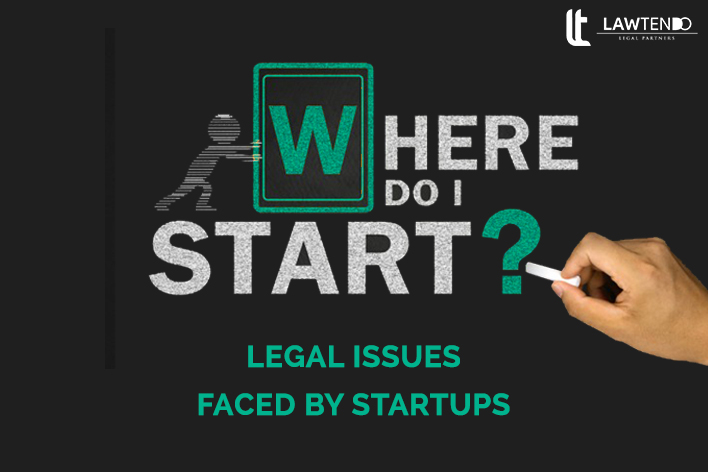 The legal issues faced by startups