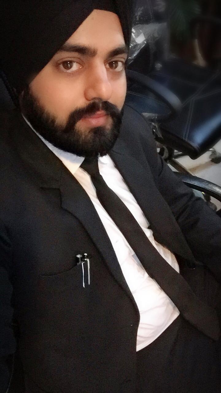 Advocate Harpreet Singh