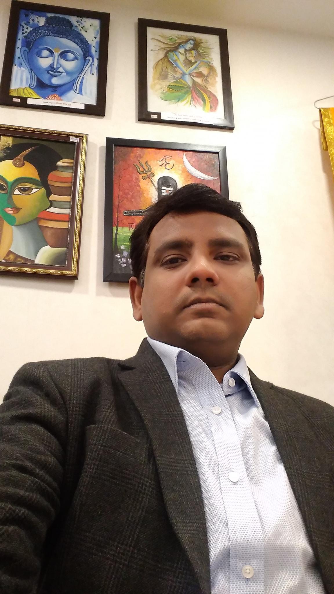 Advocate chandra shekhar  seth
